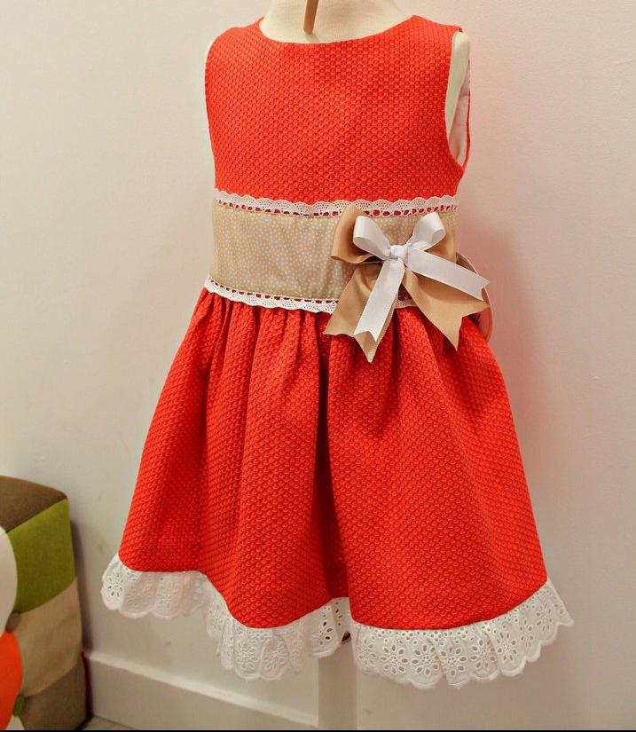 Vestido de verano de Dolce Petit