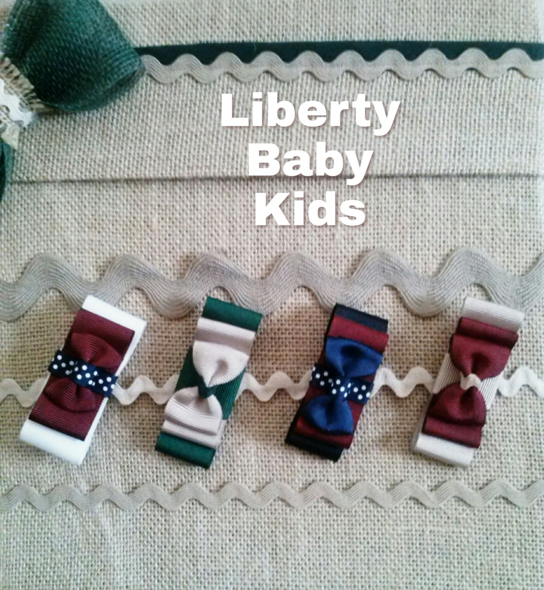 Pasadores escolares para niñas-liberty-baby-kids
