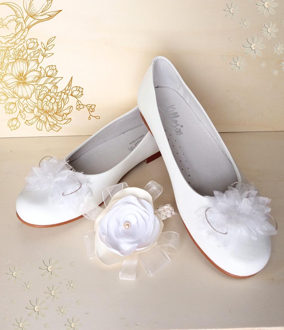 Rebajas en zapatos de Comunión para niñas